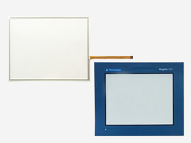 Magelis lndustrial PC panel parts