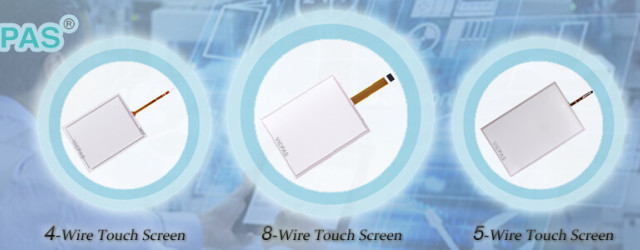 HMI Touch Screen Panel Glass Repairing