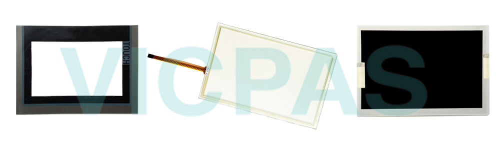 6AG2124-0GC13-1AX0 Siemens TP700 Comfort Touchscreen Glass, Overlay and LCD Display Repair Replacement