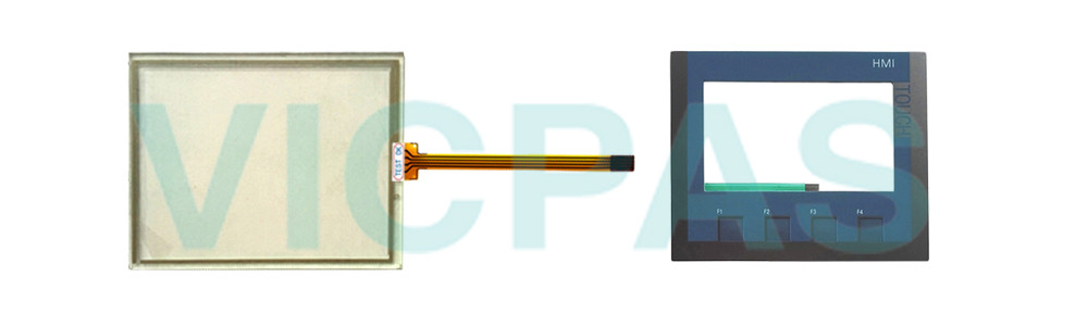 6AV2123-2DB03-0AX0 Siemens SIPLUS HMI KTP400 Basic Touch Panel Glass, Overlay and LCD Display Repair Replacemen