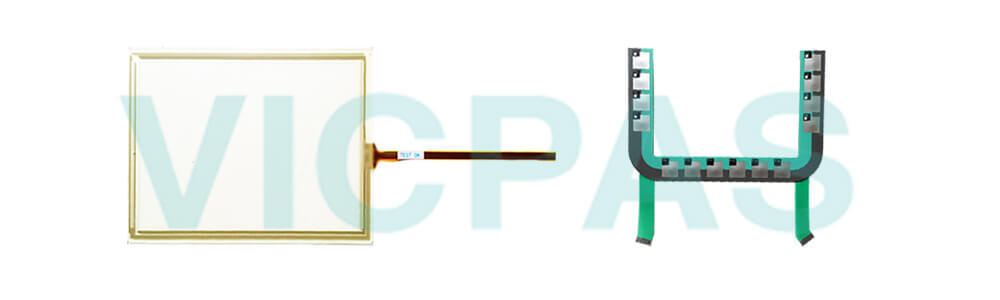 6AV6545-4BB16-0CX0 Siemens Simatic HMI Mobile Panel 170 Touchscreen Glass and Membrane Keyboard Repair Replacemen