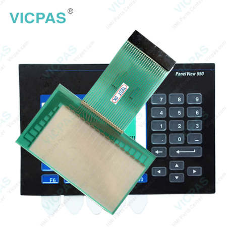2711-B5A14 Touch Screen Panel Membrane Keyboard Keypad
