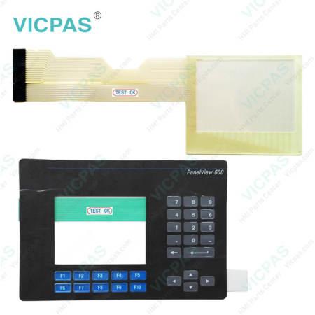 2711-B6C9L1 Touch Panel Glass Keypad Switch Membrane