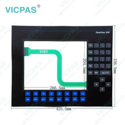 2711-K14C1 PanelView 1400 Membrane Keyboard Keypad