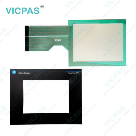 2711-T10C15 PanelView 1000 Touchscreen Protective Film Repair