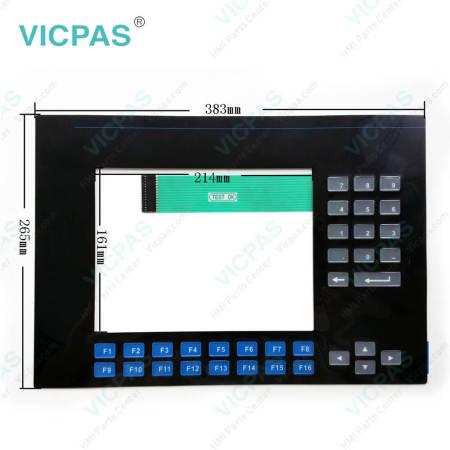 PanelView 1000 2711-K10C20 Membrane Switch Keypad Repair