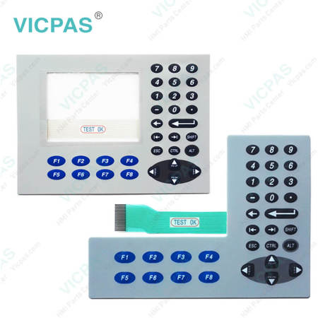 2711P-K4M5A8 PanelView Plus 6 Membrane Keyboard Keypad