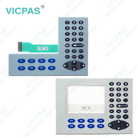 2711P-K4C5D8 PanelView Plus 6 Membrane Keyboard Keypad