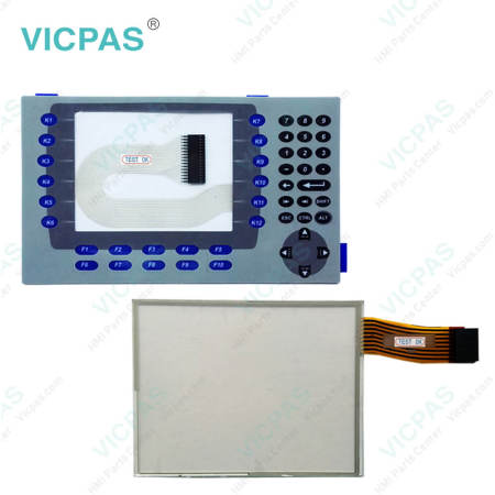 2711P-B7C6D6 Touch Screen Panel Membrane Keypad Repair