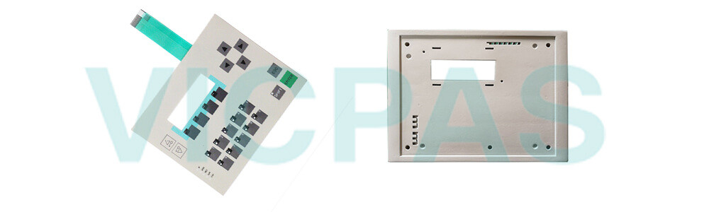 6ES7613-0CA00-7AA0 Siemens SIMATIC HMI C7-613 Membrane Keyboard Plastic Repair Replacement