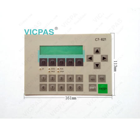 6ES7621-1AD02-0AE3 SIMATIC Siemens C7-621 Membrane Switch