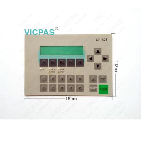 6ES7621-6SE00-0AE3 SIMATIC Siemens C7-621 Membrane Switch