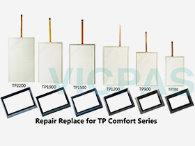 Simatic TP Comfrot Series