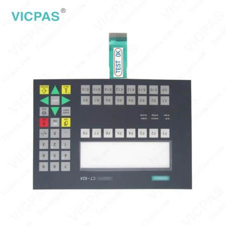 6ES7624-1AE01-0AE3 Siemens SIMATIC C7-624 Membrane Keyboard