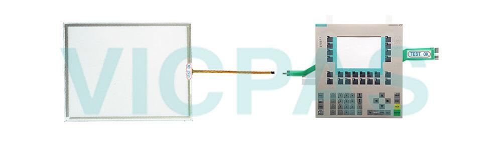 6ES7636-3SA01-0AB0 Siemens SIMATIC HMI C7-636 Touchscreen and Membrane Keyboard Plastic Repair Replacement