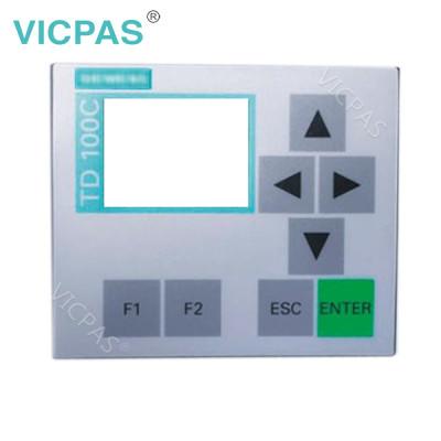 6ES7272-1BF00-7AA0 Siemens SIMATIC TD100C Membrane Keyboard