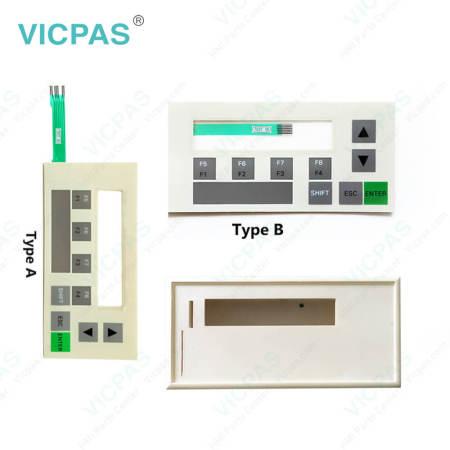 6AG1272-1AA10-2YA1 Siemens TD200C Membrane Switch Plastic