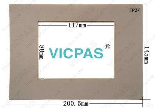 6AV3627-1QK00-2AX0 Siemens SIMATIC HMI TP27 6