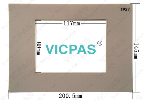 6AV3627-1QK00-0AX0 Siemens SIMATIC HMI TP27-6 Touchscreen