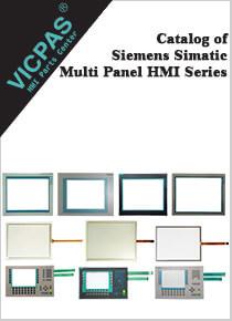 Siemens Simatic Multi Panel Catalog