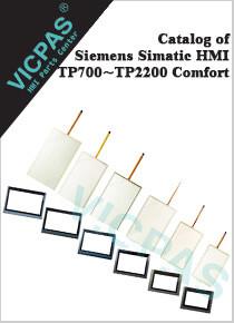 Simatic TP700~TP2200 Comfort Parts Catalog