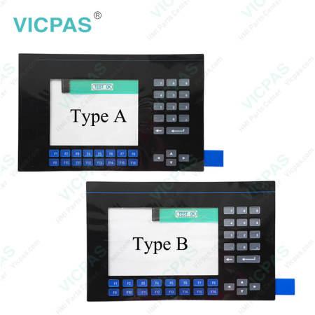 2711-K9A16 2711-K9A16L1 Membrane Keypad Keyboard