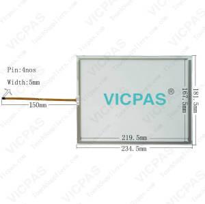 6AG1545-0CC10-4AX0 Siemens TP270 10