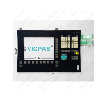 6FC5248-0AF11-0AA0 Siemens SINUMERIK OP010C Membrane Keypad
