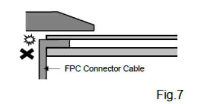 FPC Connector Cable (Fig.7)