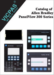 Allen Bradley Panelview 300 series catalog pdf
