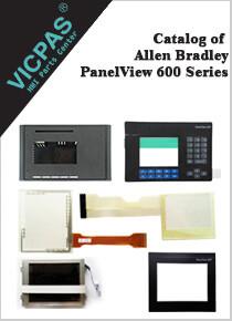 Allen Bradley Panelview 600 series catalog pdf