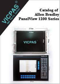 Allen Bradley Panelview 1200 series catalog pdf
