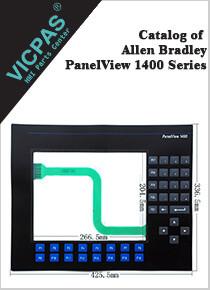 Allen Bradley Panelview 1400 series catalog pdf