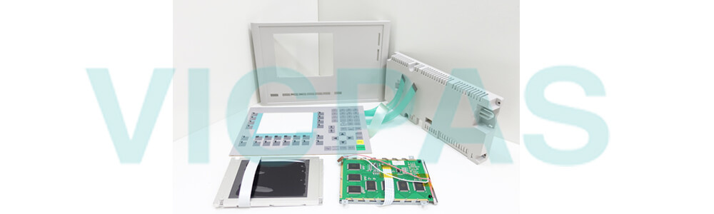 6AV6542-0CA10-0AX0 Siemens SIMATIC HMI OP270 6 OPERATOR PANEL Membrane Keyboard ,Display and Plastic Case Shell Repair Replacement
