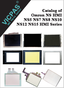 Omron NS Series HMI Replacement Catalog