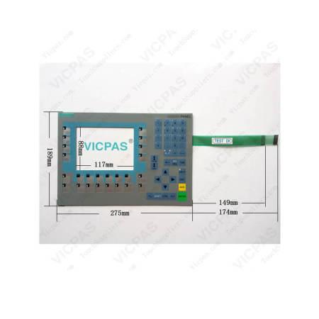 6AV6643-0BA01-1AX1 Siemens OP277 Membrane Keypad Replacement