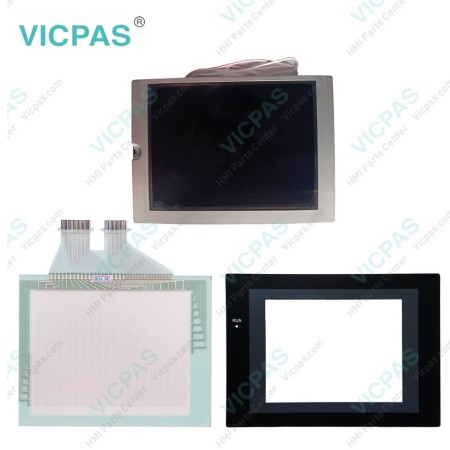 Ormon NS5 HMI NS5-SQ01B-V1 Touch Panel  Replacement