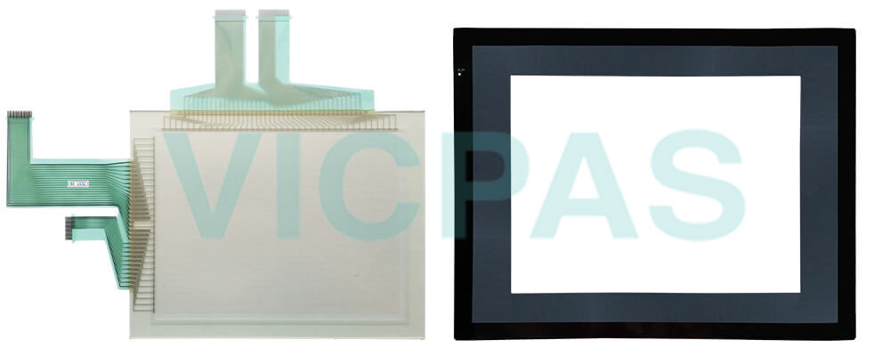 Omron NS10 series HMI NS10-TV01-V2 Touch Panel,Protective Cover and Display Repair Kit