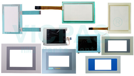 ESA HMI Touchscreen protective film and lcd display