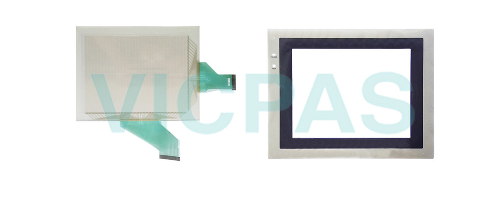 Omron NT631C series HMI NT631C-ST151B-E Touch Panel,Protective Film and Display Repair Kit.