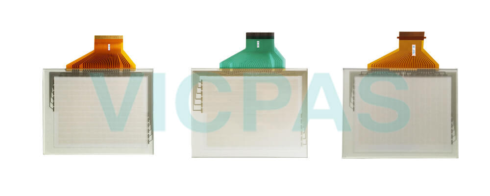 Omron NT31 series HMI NT31-ST121B-V2 Touch Panel,Protective Film and Display Repair Kit.