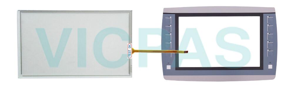 6AV2125-2JB03-0AX0 Simens Simatic HMI KTP900 Basic Touchscreen Panel Glass, Overlay and LCD Display Repair Replacement