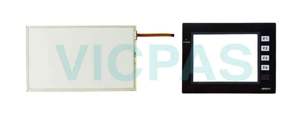 Omron NT5Z series HMI NT5Z-ST121-EC Touch Panel,Protective Film and Display Repair Kit.