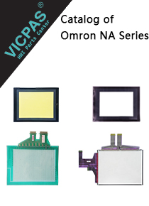 Omron NA Series HMI Replacement Catalog