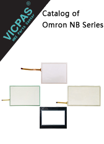 Omron NB Series HMI Replacement Catalog