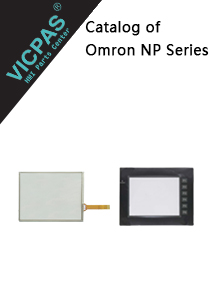 Omron NP Series HMI Replacement Catalog