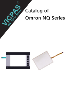 Omron NQ Series HMI Replacement Catalog