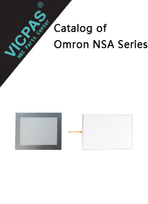Omron NSA Series HMI Replacement Catalog