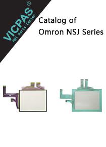 Omron NSJ Series HMI Replacement Catalog