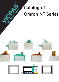 Omron NT Series HMI Replacement Catalog